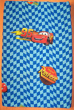 Disney/PIXAR Cars Twin Flat Sheet - Bedding - Fabric - VGC