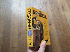 RUTH RENDELL integrale tome 2 le masque 1184 pages les ennees 1965 - 1979