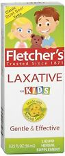 Fletcher's Laxative For Kids 3.50 oz (Pack of 4)