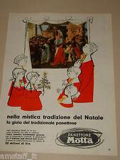 *8=PANETTONE MOTTA NATALE=1954=PUBBLICITA'=ADVERTISING=PUBLICIDAD=WERBUNG=