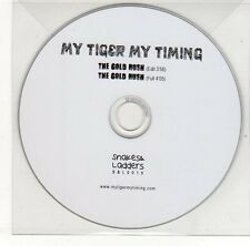 (EH548) My Tiger My Timing, The Gold Rush - DJ CD