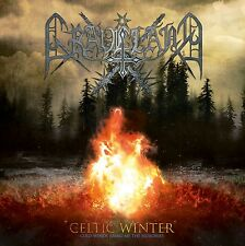 Graveland-The Celtic Winter CD Superior re-release Nokturnal Mortum Nargaroth