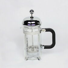 350ml Stainless Steel Glass Tea Coffee Cup french Plunger Press Maker S
