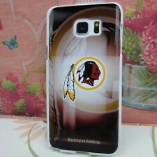 Washington Redskins Impact Silicone Rubber Cover Case for Samsung Galaxy Note 5