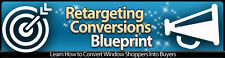 How To Use Retargeting Marketing To Convert  Window Shoppers Into Buyers-Videos