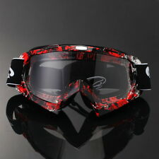 Enduro Motocross Motorcycle Eye wear Off-Road MX Windproof Helmet Goggles
