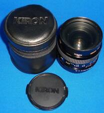 KIRON 28mm F/2 o55 MC 10108091 KINO PRECISION + CASE + CAP + FILTER