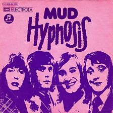 "7"" Mud – Hypnosis / Last Tango In London // Germany 1973"