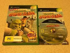 Shrek Super Slam- Microsoft Xbox Original Game