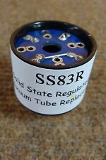 Solid State 83 Regulated Replacement Rectifier ~ TV-7 Hickok B&K Tube Testers.