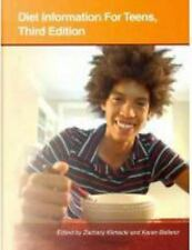 Diet Information for Teens: Health Tips About Nutrition Fundamentals a-ExLibrary