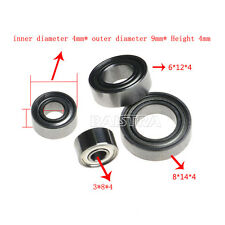 5X 4Pcs Dental Steel Ball Bearing for All Types Micro Motor Handpiece