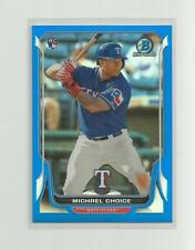 2014  Bowman Chrome  MICHAEL CHOICE   Blue Refractor  152/250