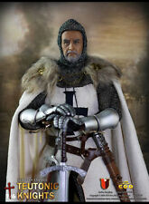1/6 Coo Model Series of Empires Teutonic Knights SE001 Connery MIB in Hand