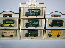 7pc LLEDO DAYS GONE DG34 1932 DENNIS DELIVERY VAN