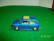 Corgi Toys BMC Mini Cooper in 1/43 scale