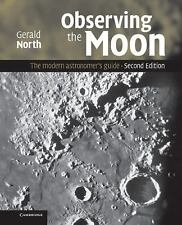 Observing the Moon: The Modern Astronomer's Guide-ExLibrary