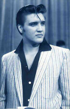ELVIS PRESLEY POSTER PAGE . 21.5 X 13.5 CM . NOT CD DVD ff