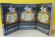 THE END   -G. Michael Hopf-  PAPERBACK ~ NEW