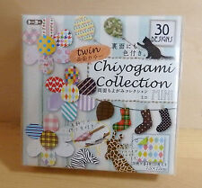 Japanese Origami  Folding Craft Paper Cute Double Sided Chiyogami 120 sheets