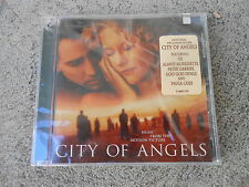 CITY OF ANGELS-OST-CD-GABRIEL YARED-JIMI HENDRIX-U2-PROMO-FACTORY SEALED-NEW!