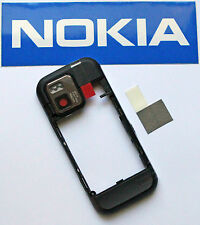 Original Nokia n97 mini B-cover carcasa trasera en Black housing absorbedor nuevo New