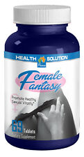 Women Sex Booster Tablets - Female Fantasy 742mg - Boron Amino Acid 1B