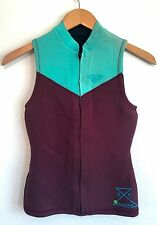 Roxy Womens Wetsuit Top Surf Vest  - Ladies Size 8