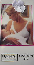 NEW Maternity Nursing Baby Feeding Bra Size C 38/85
