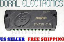 STK428-610 SANYO ORIGINAL Free Shipping US SELLER Integrated Circuit IC