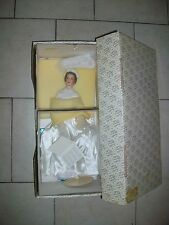 FRANKLIN MINT PRINCESS GRACE BRIDE PORCELAIN DOLL