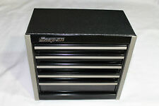 Snap On Black Mini Bottom Roll Cab Tool Box Rare  Brand New