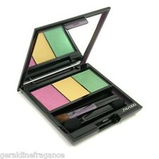 Shiseido Eyeshadow Luminizing Satin Eye Color Trio YE 406