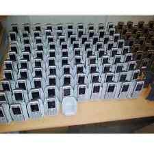 NEC I755S DECT Industrial Phone Telefoon Wireless IP Handset + Deskcharger