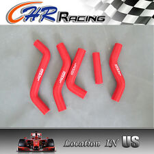 silicone radiator hose  for Suzuki RMZ250 2007 -2009 YEAR 2008