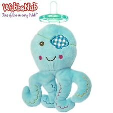 Baby Buccaneer Wubbanub Infant Baby Soothie Binkie Holder Stuffed Animal Toy