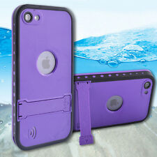 Waterproof Shockproof Protect Shield Case Cover for Apple iPod Touch 4 Touch 5
