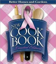 "New Cook Book, Limited Edition ""Pink Plaid"" : For Breast Cancer Awareness (Bette"