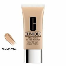 CLINIQUE Stay Matte Oil Free Makeup 09 Neutral - fondotinta / foundation