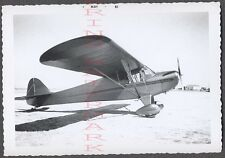 Vintage Photo Propeller Airplane Tallmantz Aviation 263956