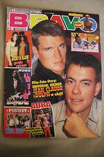 Bravo 16/1992 Jean Claude, Dolph, Michael Jackson, Abba, Madonna - VERY RARE
