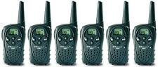 MIDLAND G5XT PMR446 LICENCE FREE WALKIE-TALKIE TWO WAY RADIOS - BABY MONITOR x 6