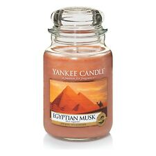 Yankee Candle Egyptian Musk Jar Candle - Large - SAME DAY DISPATCH
