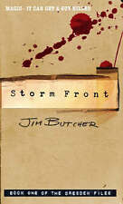Storm Front: The Dresden Files Book One, Butcher, Jim Paperback Book