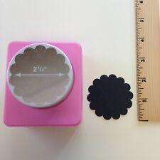 "McGill  2 1/4"" Scallop Circle Button Punch (95951) - NEW"