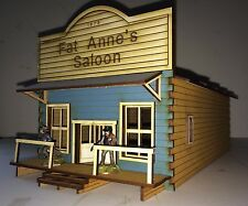 NEW  28mm Old West Saloon PREPAINTED  kit.