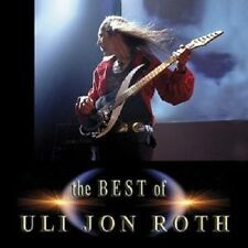 ULI JON ROTH 'THE BEST OF' 2 CD NEW+