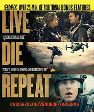 Edge of Tomorrow (Blu-ray Disc, 2014, Only  Best Buy)