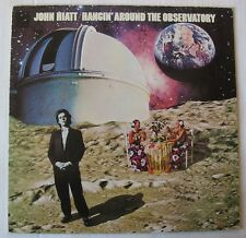 JOHN HIATT (LP 33T)  HANGIN AROUND THE OBSERVATORY