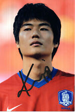 KI SUNG YUENG IN KOREA KIT HANDSIGNED 6 x 4 COLOUR PHOTOGRAPH